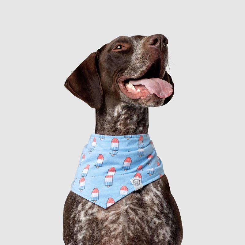 Proud Canadian bandana Summer Bandana Canadian Bandana Custom Reversible Dog  Cat  Bandana Proud Canadian
