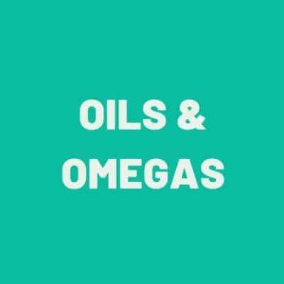Essential Fatty Acids (Omegas)