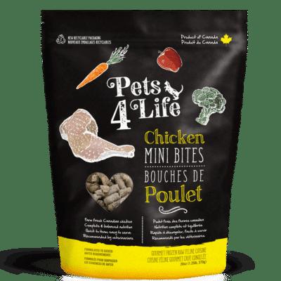 pets4life chicken cat